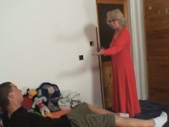 Wife finds him fucking mom...